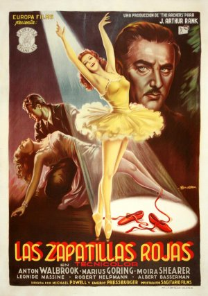 The red shoes 1948 watch online