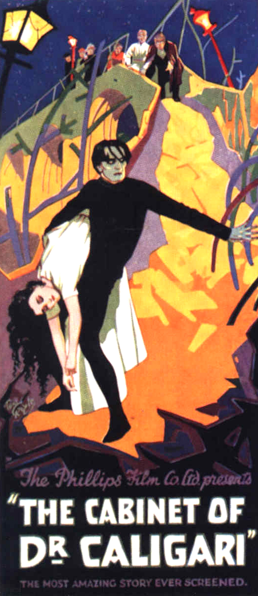The cabinet of dr caligari 1920 silver emulsion film - The cabinet of dr caligari 1920 full movie ...